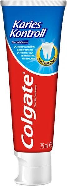 Colgate Karies Kontroll tandkräm 75 ml