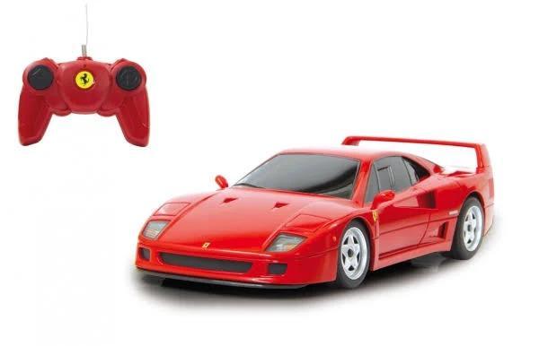 Jamara Ferrari F40 1:24 Red 40 Mhz - 405167