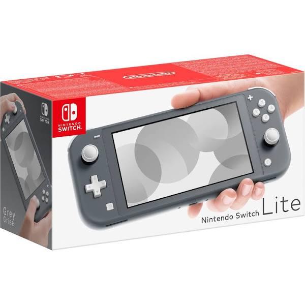 Nintendo Switch Lite EU spelkonsol (grå)
