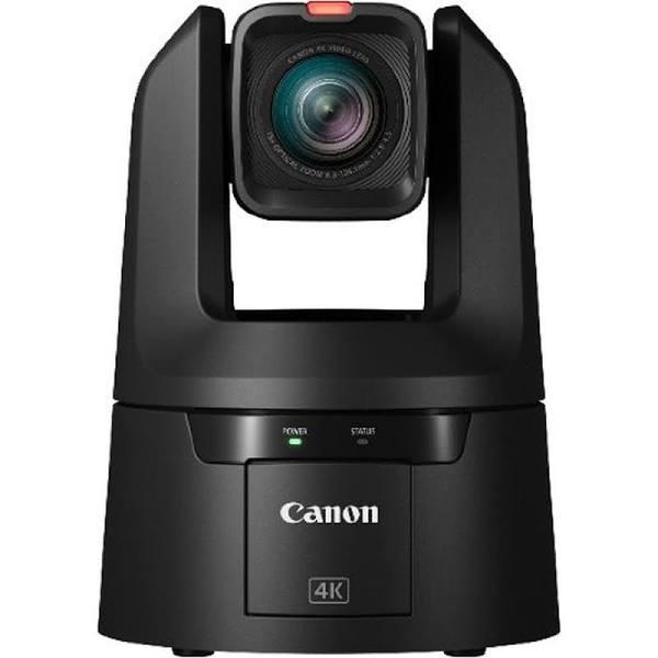 Canon CR-N500 4K NDI PTZ Camera with 20x Zoom (black)