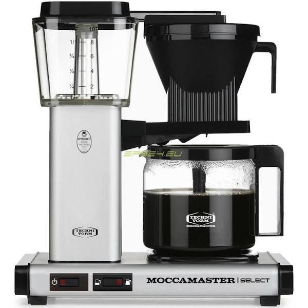 Moccamaster KBG 741 Semi-auto Drip coffee maker 1.25 L