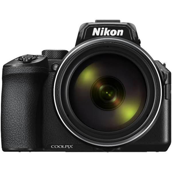 Nikon Coolpix P950, Svart