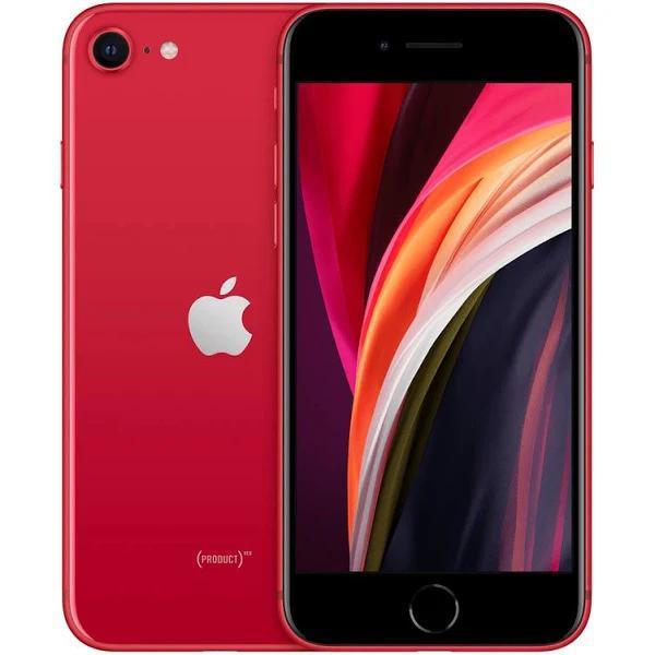 Apple iPhone SE (2020) 64GB A2296 Dual sim (nano-SIM + eSIM)- Red