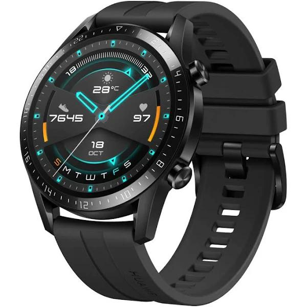 Huawei Watch GT2 46 mm. Svart