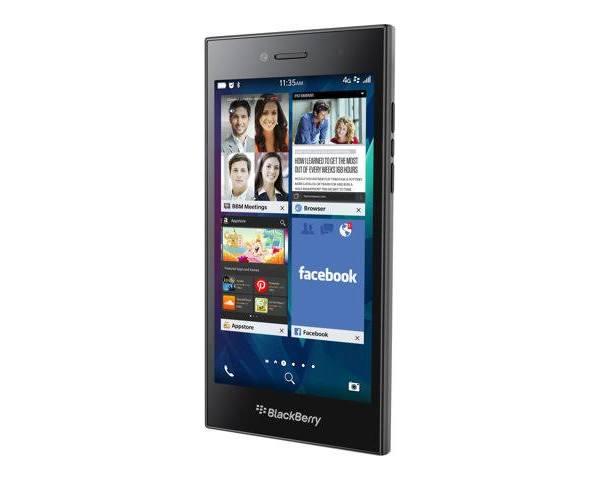 BlackBerry Leap - 16GB - Svart