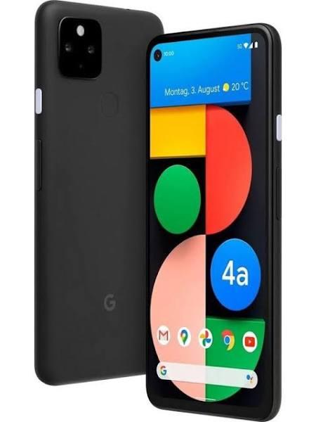 Google Pixel 4a 128GB Just Black