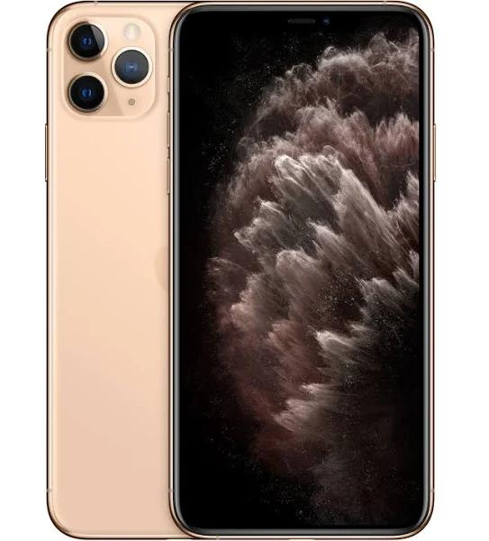 Apple iPhone 11 Pro Max 64 GB guld