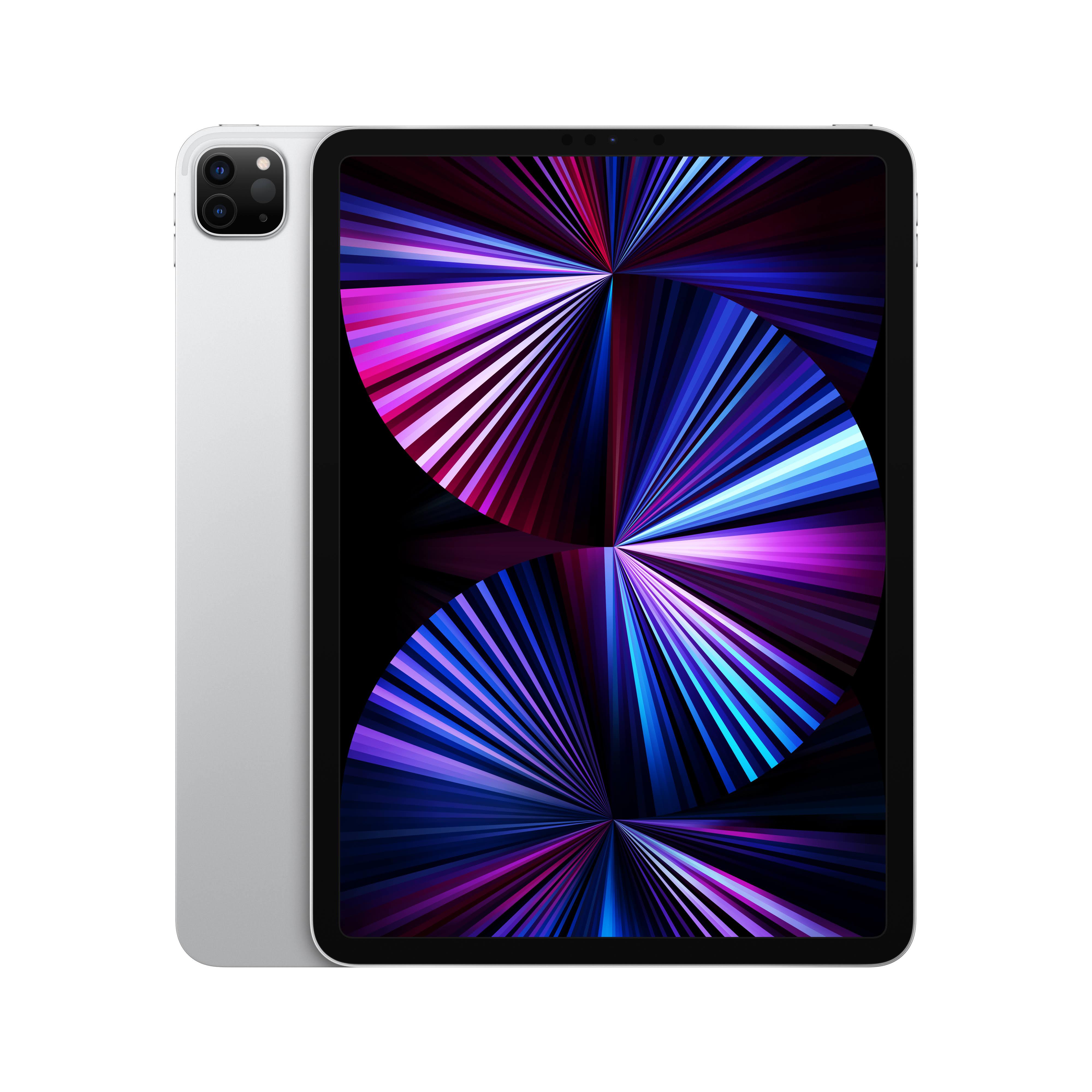 Apple iPad Pro 11 (2021) Wifi 256 GB Silver (3rd Gen)