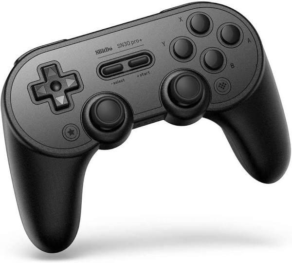 Sn30 Pro+ Bluetooth Gamepad (Sn30 Pro+ Black)