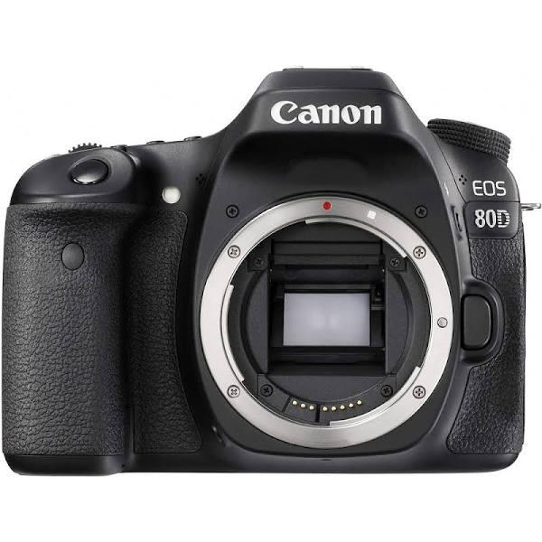 Canon EOS 80D Body Only Digital SLR Camera [kit box]