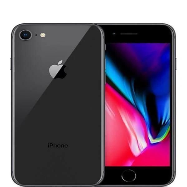 "Smartphone Apple iPhone 8 4,7"" 256 GB (Refurbished A) Grå"