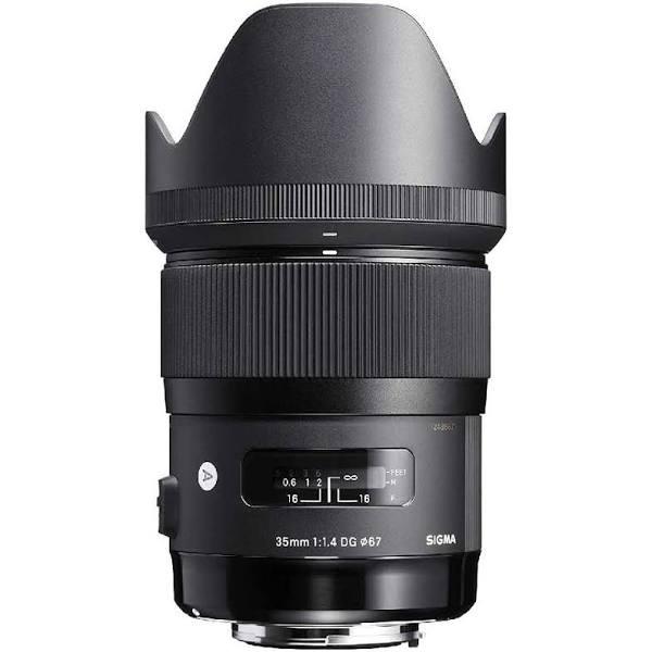 SIGMA AF 35mm f/1.4 DG HSM Art CANON