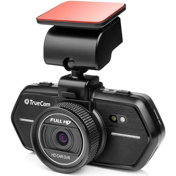 Truecam A6 Dashcam Inkl. Heckkamera 12/24V