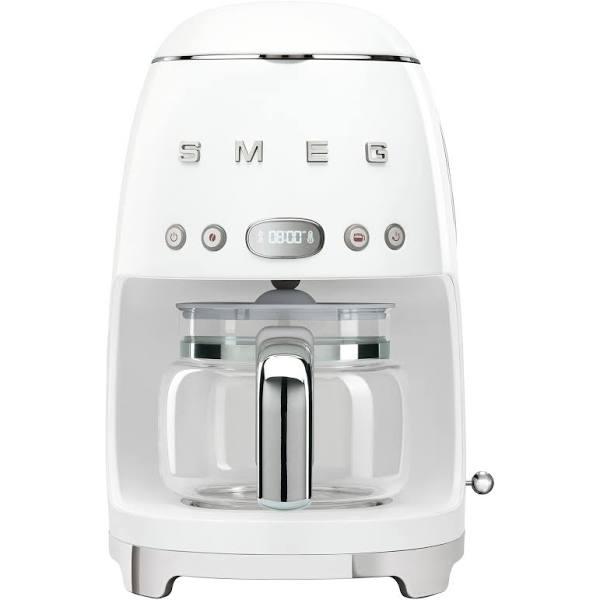 SMEG DCF02WHEU Kaffebryggare, Vit