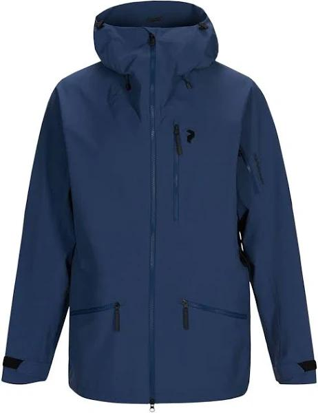 Peak Performance Radical Jacket Herr Decent Blue
