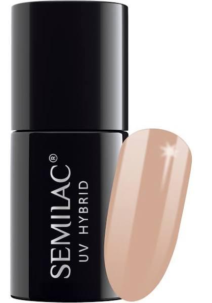Semilac nail polish no137 (Cinnamon Coffee)