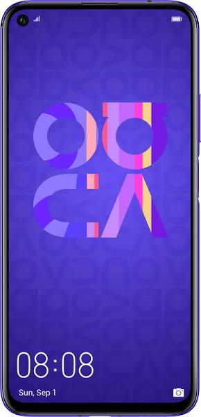 HUAWEI NOVA 5T 128 GB LILA