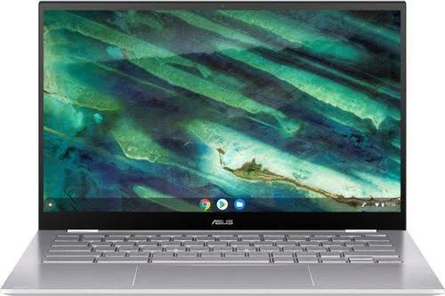ASUS - Chromebook Flip C436 2-In-1 14 Touchscreen Fhd Laptop - I5-10210U 16Gb 512Gb - Wi-Fi 6 Magnesium Alloy - White - White - C436FADS599TW -