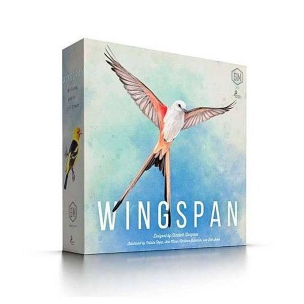 Asmodee Wingspan 2nd Edition (DK),Braedspel och pussel
