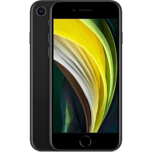 APPLE IPHONE SE 128 GB SVART