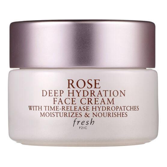 Rose Deep Hydration - Face Cream - FRESH