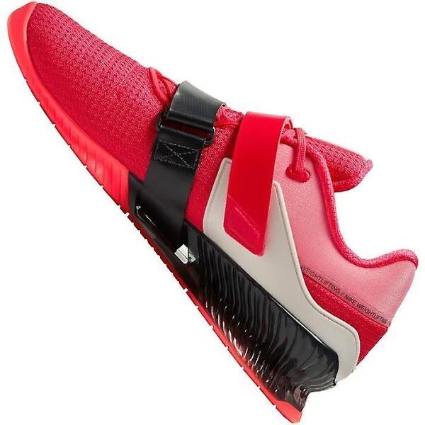 Nike Romaleos 4 CD3463660 utbildning året män skor röd/svart 10.5 UK / 11.5 US / 45 1/2 EUR / 29.5 cm