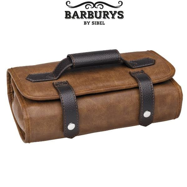 Barburys barber necessär brun