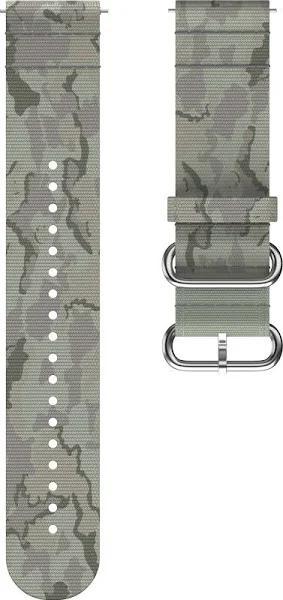 Polar Grit X tundra textilarmband M/L (grön)