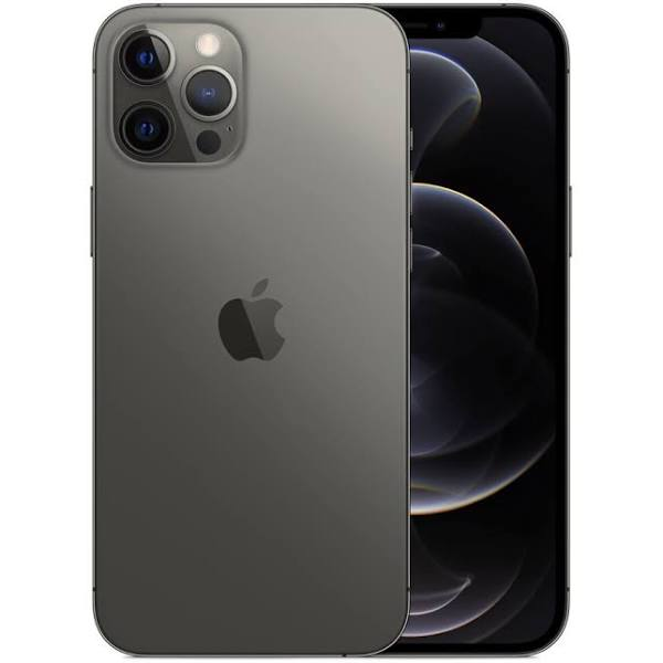 Apple iPhone 12 Pro Max A2412 512GB Dual Sim - Black