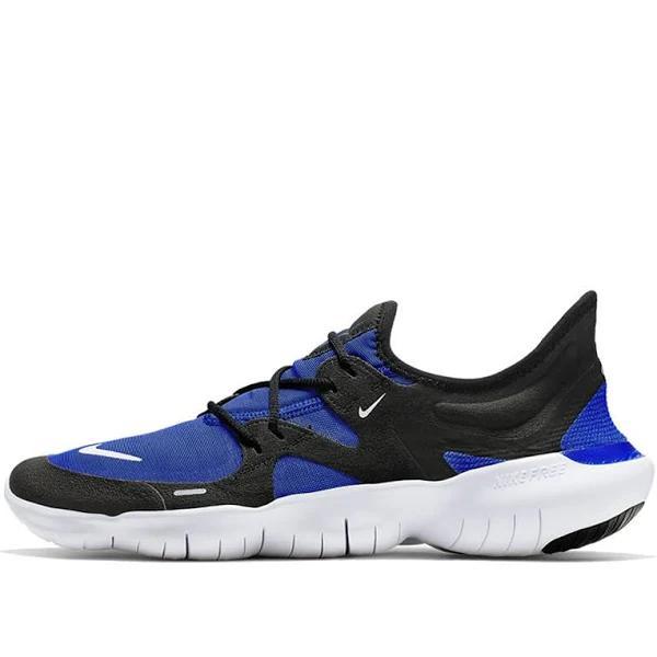 Nike Free RN 5.0 Racer Blue Marathon Running Shoes/Sneakers AQ1289-402 (Size: US 6.5)