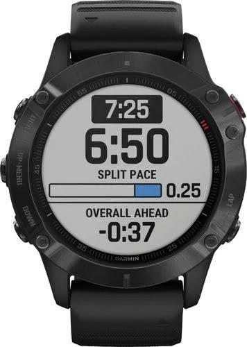 Garmin Fenix 6 Pro Multisport Watch GPS/Range Finder - Black