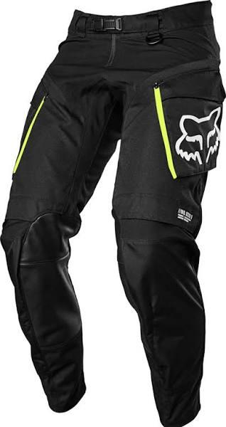 Fox Legion Motocross Byxor, svart, 36