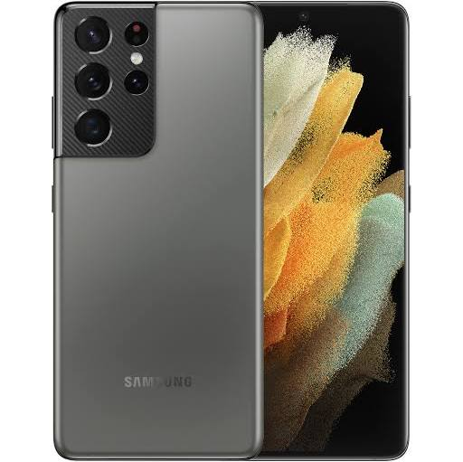 Samsung Galaxy S21 Ultra 5G - Phantom Titanium (256 GB)
