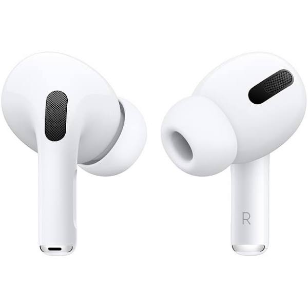 Apple AirPods Pro MWP22 with Wireless Charging Case - White