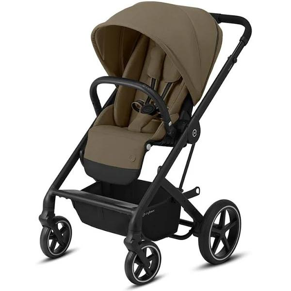Cybex Balios S Lux BLK Barnvagnar Classic Beige