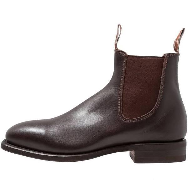 RM Williams Comfort Craftsman Boots Colour: Chestnut, Shoe Size: 10, S