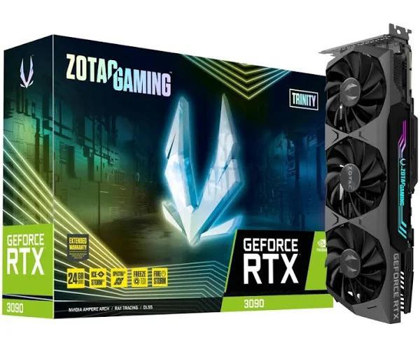 Zotac Gaming GeForce RTX 3090 Trinity 24GB