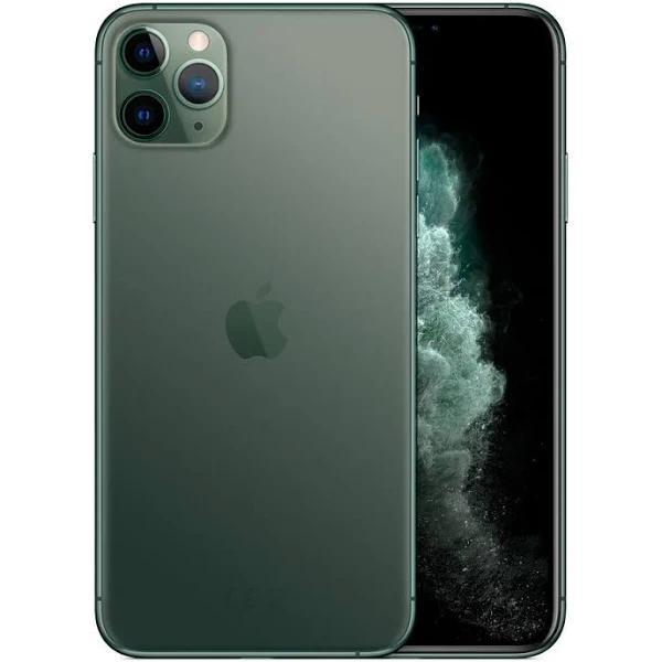 Apple iPhone 11 Pro Max / 256GB - Midnattsgrön