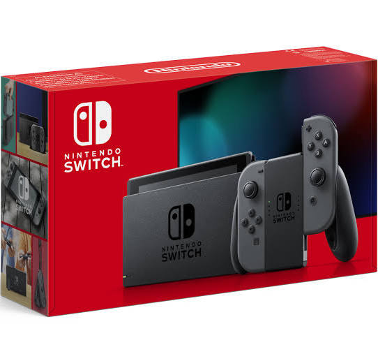 Nintendo Switch 2019 - Grå