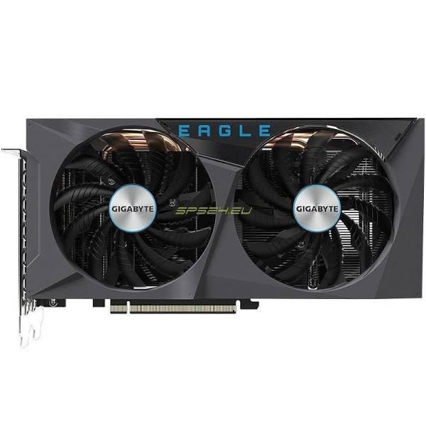 Gigabyte GeForce RTX 3060 12 GB Eagle (Non-LHR)