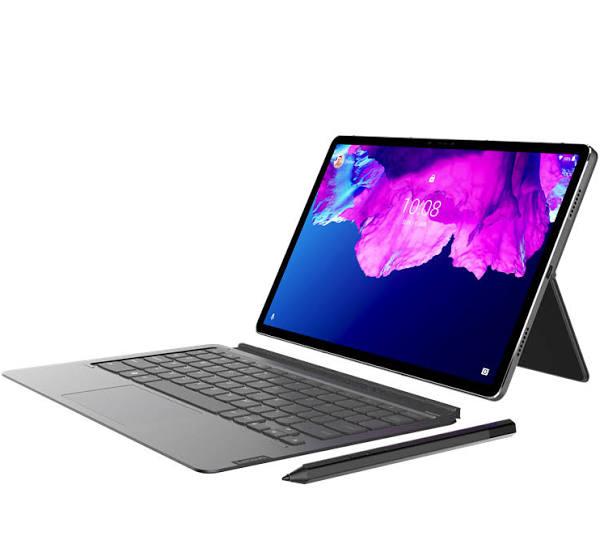 "Lenovo Tab P11 Pro 11"" surfplatta 6/128 GB WiFi (skiffergrå)"