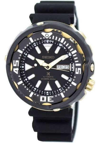 Seiko mens watch, ProspEx automatic SRPA82K1
