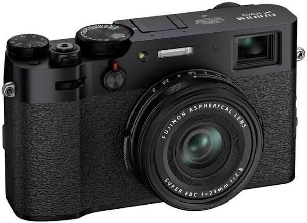 Fujifilm X100V Svart