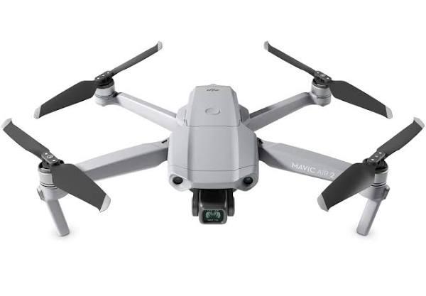 DJI Mavic Air 2 Fly More Combo - Drone - grey