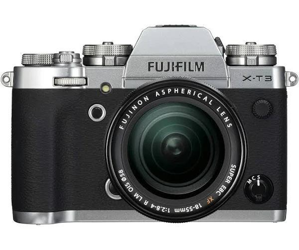 Fujifilm X-T3 + XF 18-55/2,8-4,0 LM OIS Silver