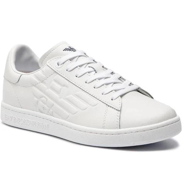 Emporio Armani EA7 Sneakers CLASSIC New CC herr Vit 38