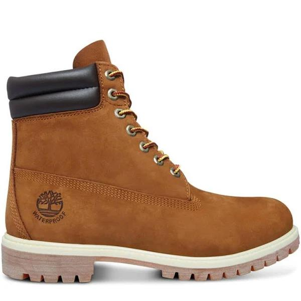 Stövlar Herr Timberland 6 IN DOUBLE COLLAR Brun 40