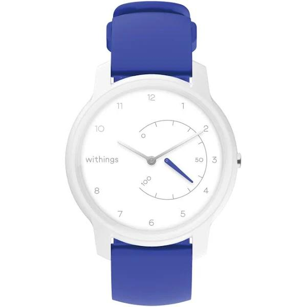 Withings Move Vit/Blå