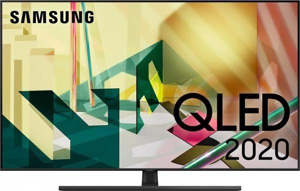 """Samsung QE65Q70TAT 65"""" Qled 4K Ultra Hd Led-Tv"""