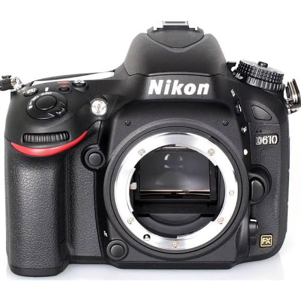 Nikon D610 Kamerahus